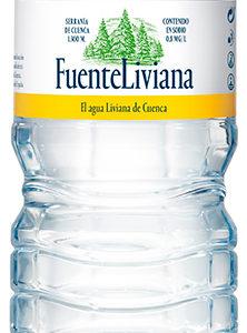 Agua Fuente Liviana 1,5 L